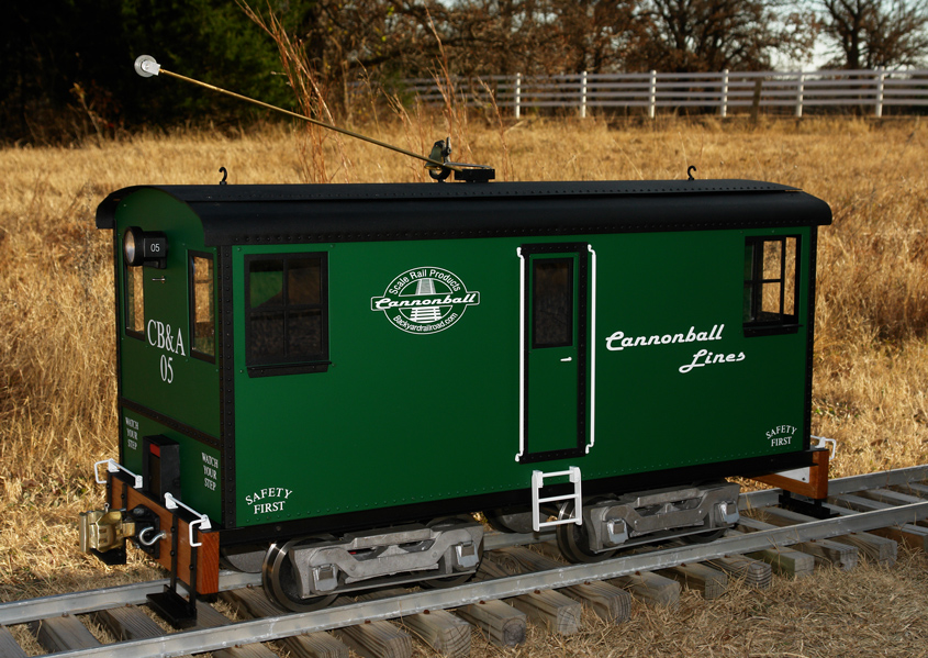 Box Cab Electric Locomotive ...
